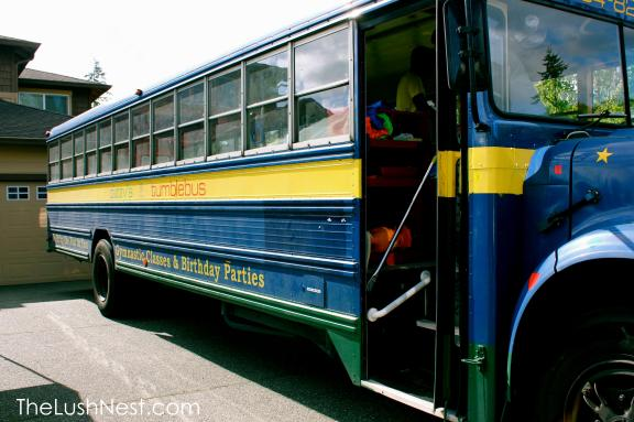 Dizzy's Tumblebus